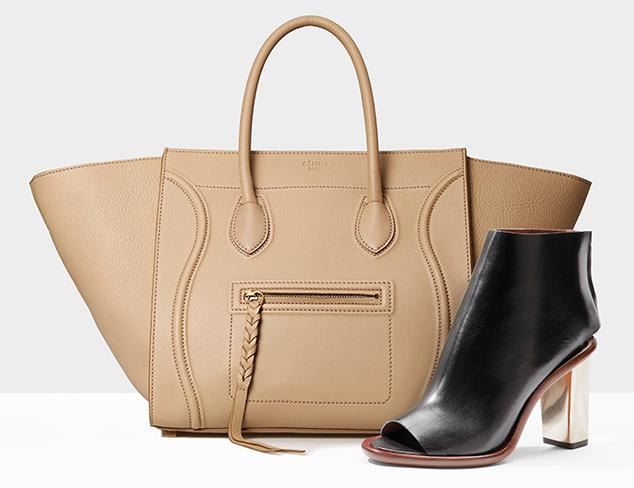 Céline Handbags & Shoes at MYHABIT