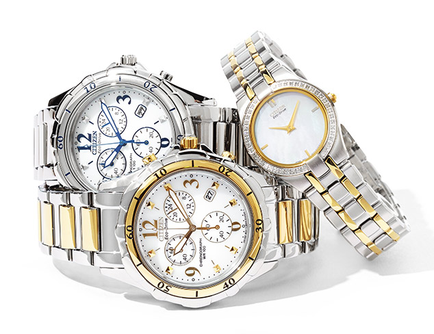 Classic Chic Watches feat. Citizen at MYHABIT