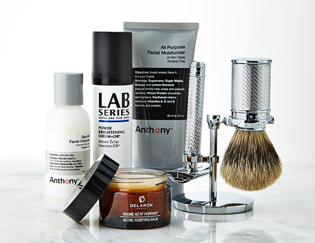 Clean & Shaven Lab Series & More at MYHABIT