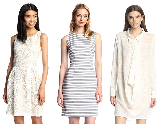 Color Cues Nudes & Neutrals at MYHABIT