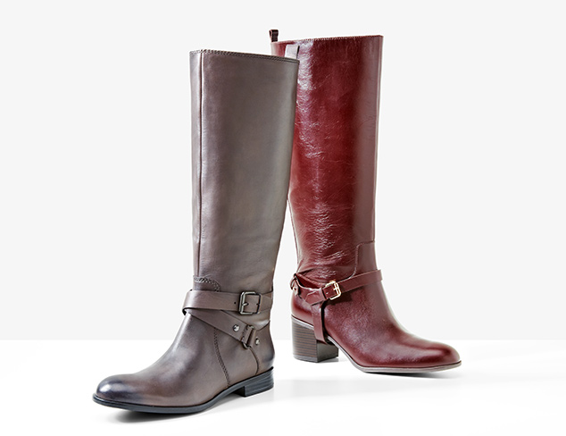 Enzo Angiolini & More Boots at MYHABIT