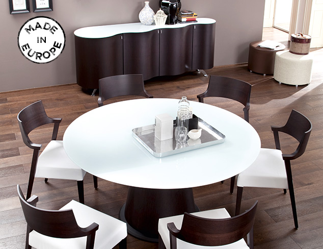 Furniture Feature Made in Europe at MYHABIT