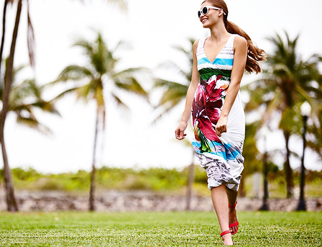 Go Bold Summer Prints at MYHABIT