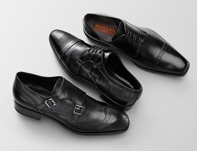 Look Sharp Loafers, Monkstraps & More at MYHABIT