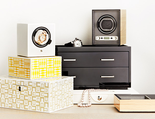 Luxe Storage by WOLF at MYHABIT