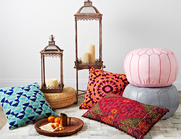 Moroccan Inspiration Home Décor at MYHABIT