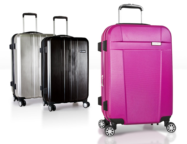 New Markdowns Calvin Klein Luggage & More at MYHABIT