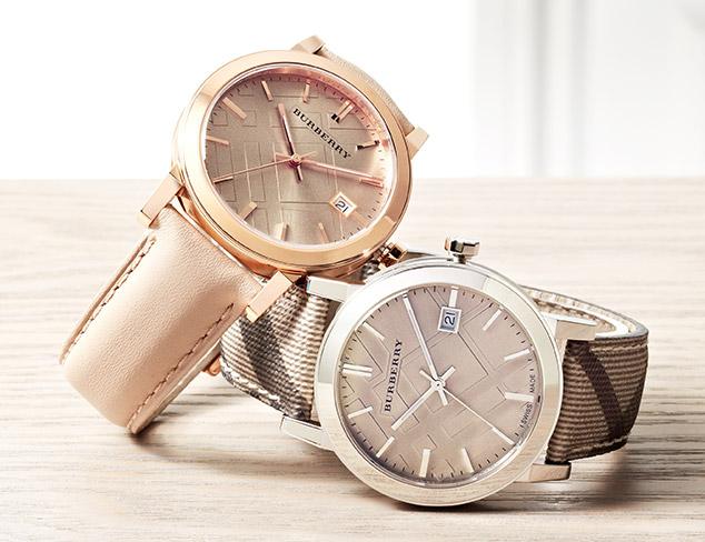 New Markdowns  Designer Watches at MYHABIT