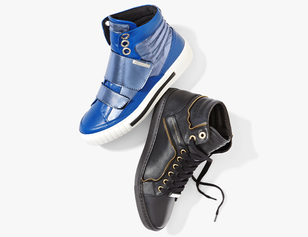On the Cutting Edge Designer Sneakers & More at MYHABIT