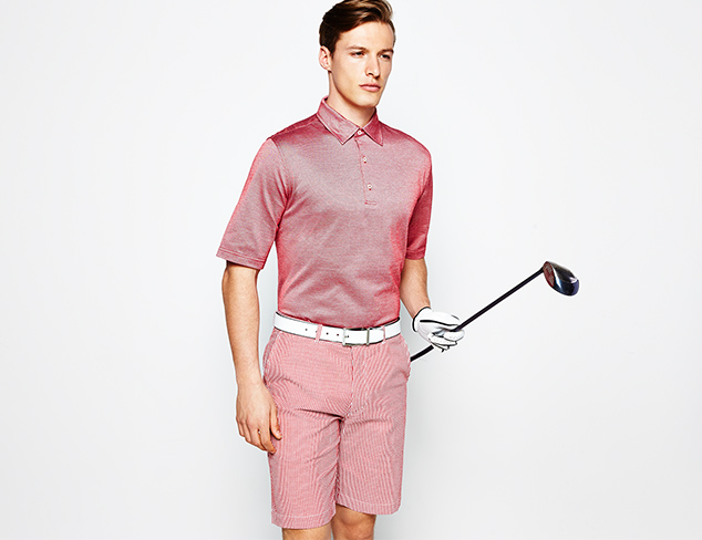 Ready for the Golf Course at MYHABIT