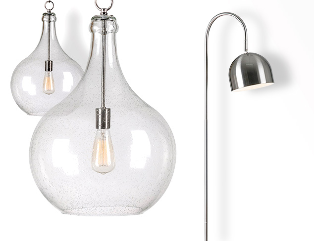Simply Sleek Lighting at MYHABIT