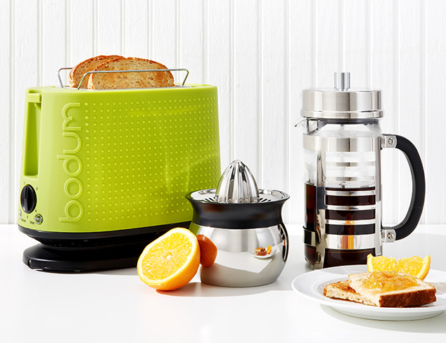 Small Appliances feat. Kalorik at MYHABIT