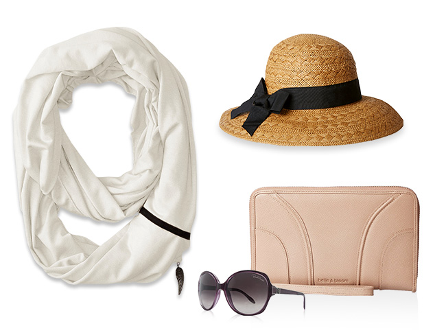 Summer Abroad The Accessories at MYHABIT