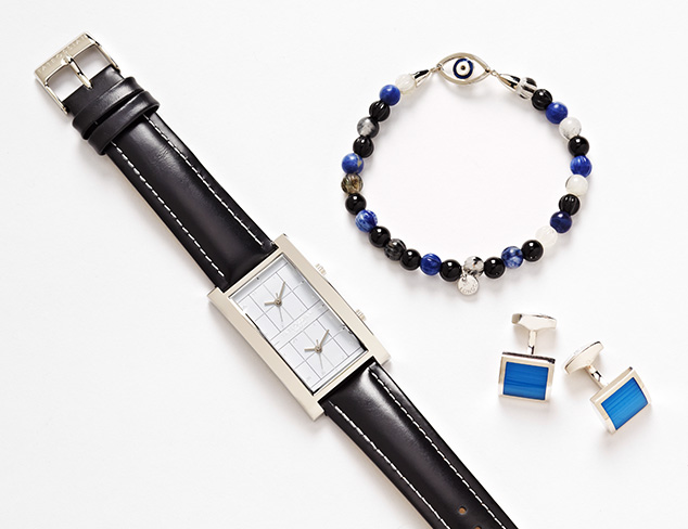 Tateossian Watches, Jewelry & Cufflinks at MYHABIT