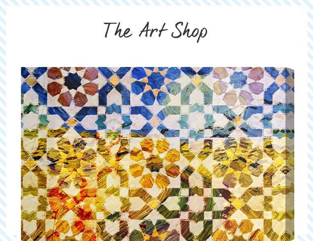 The Art Shop at MYHABIT