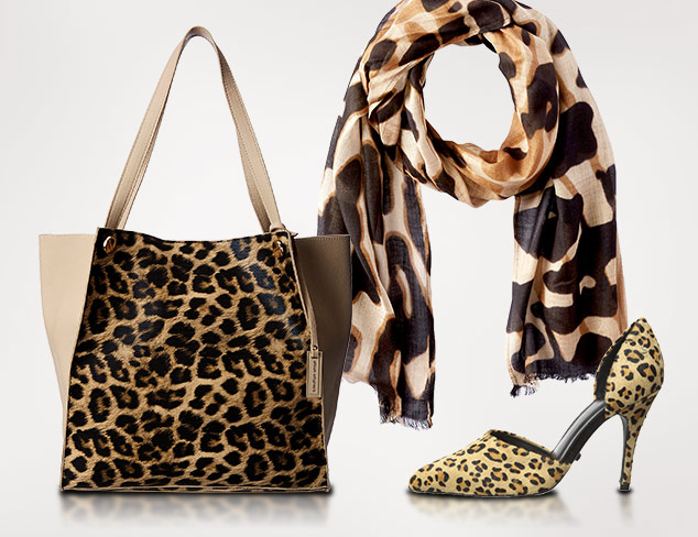 The Wild Side Animal Prints at MYHABIT