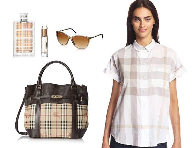 The World of Burberry at MYHABIT