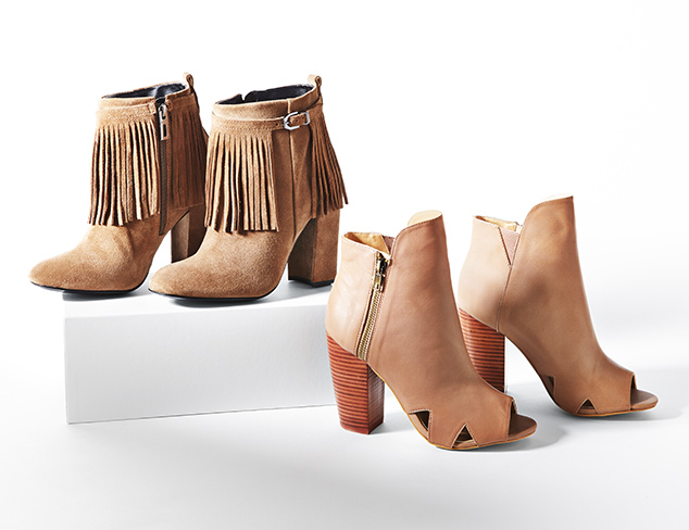 Thinking of Fall Booties at MYHABIT