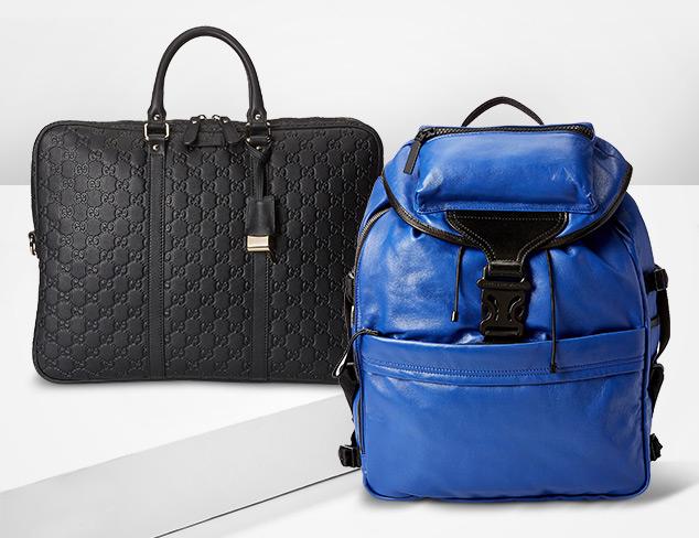 Trendspotting Modern Backpacks & More at MYHABIT