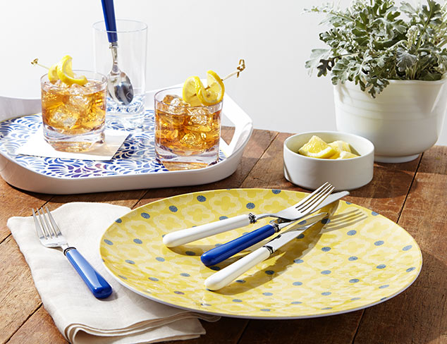 Up to 75 Off Summer Dining & Décor at MYHABIT