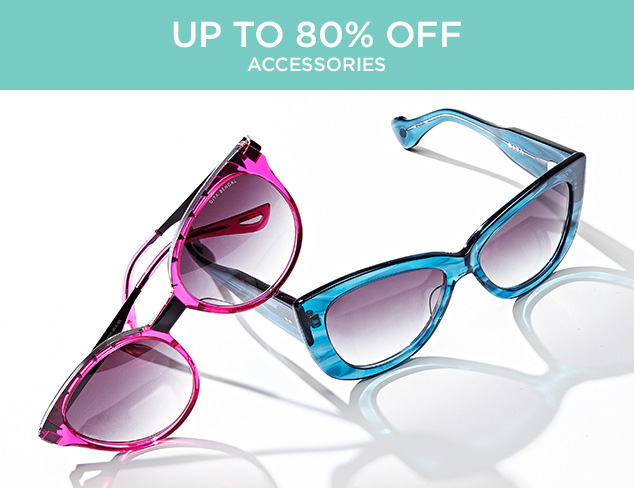 Up to 80 Off Accessories at MYHABIT