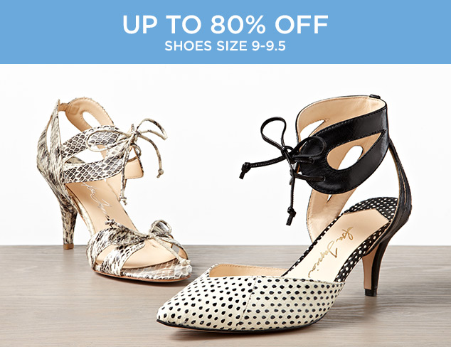 Up to 80 Off Shoes Sizes 9-9.5 at MYHABIT