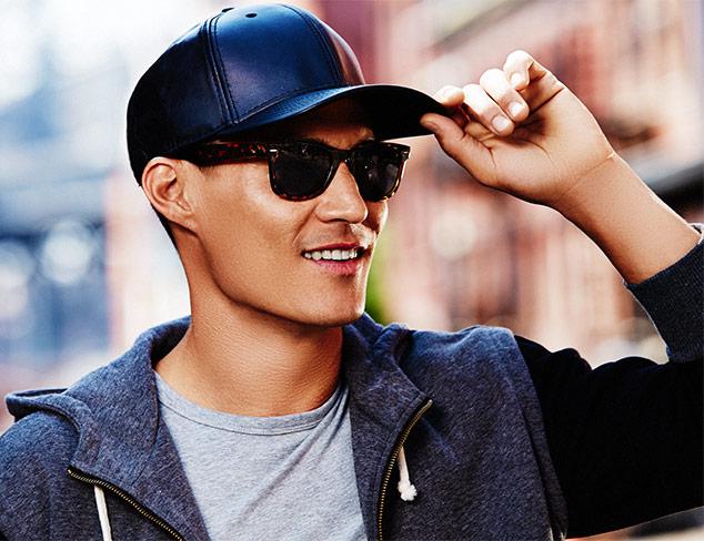 Weekend Wear Hats & Sunglasses at MYHABIT