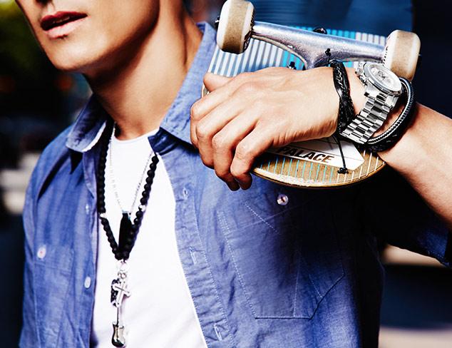 Weekend Wear Jewelry & Watches at MYHABIT