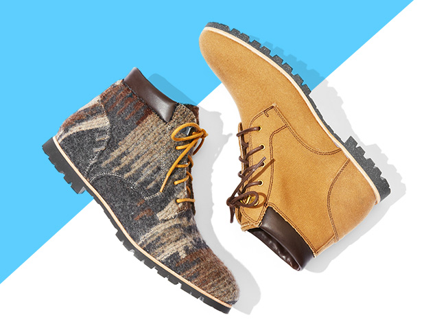 Woolrich Shoes at MYHABIT