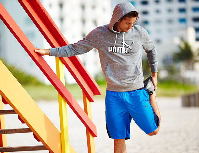 Workout Ready Athleticwear at MYHABIT
