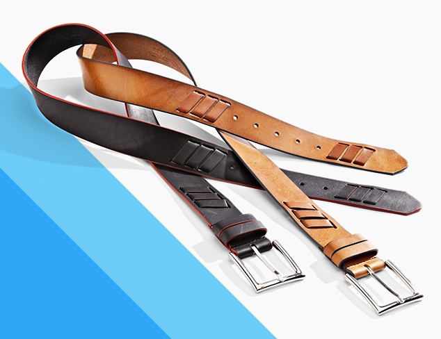 $29 & Under Dimensions by WCM Belts at MYHABIT