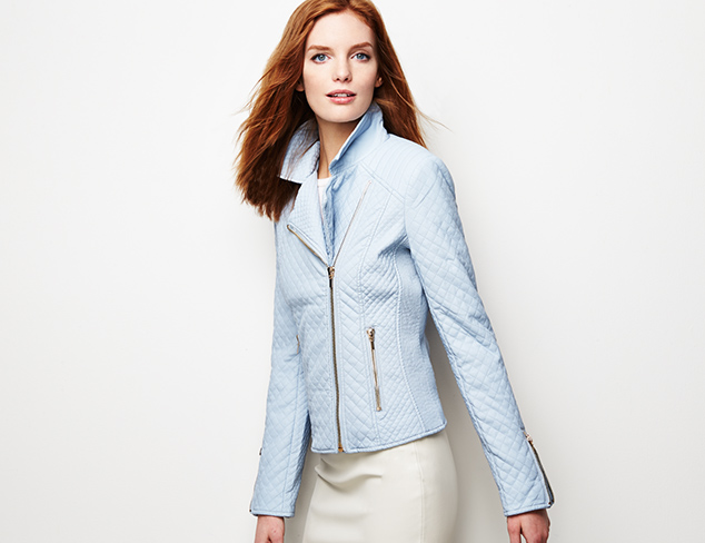 $32 & Up Real & Faux Leather Jackets at MYHABIT