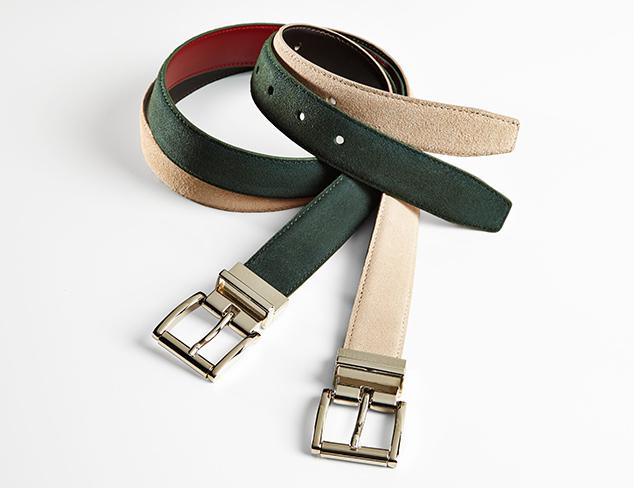 $39 & Under Isaac Mizrahi Belts at MYHABIT
