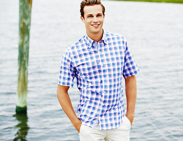 $49 & Under Woven Shirts at MYHABIT