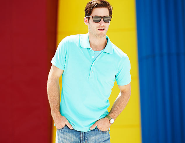 $59 & Under Polos at MYHABIT
