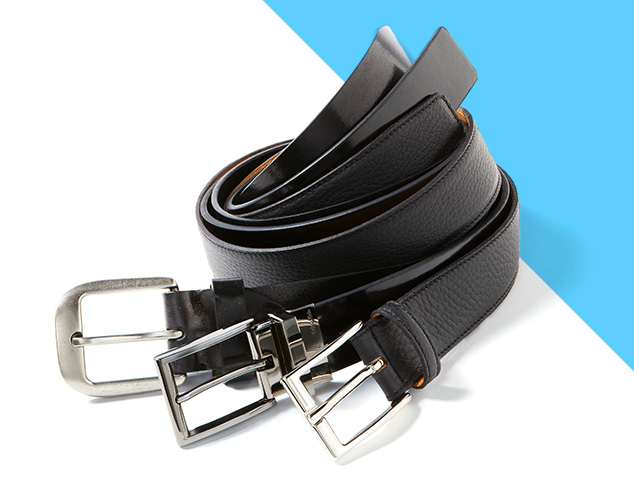 $59 & Up Belts feat. Burberry at MYHABIT