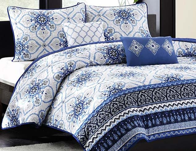 Dreamy Blues Bedding at MYHABIT