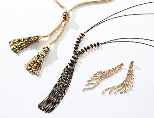 Jewelry by Leslie Danzis & Stella & Ruby at MYHABIT