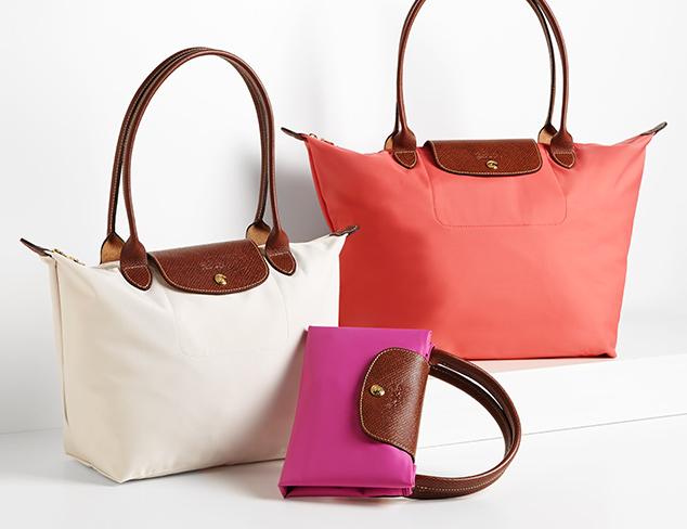 Longchamp Bags at MYHABIT