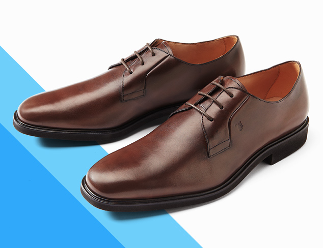 Luxury Dress Shoes Tod's & More at MYHABIT