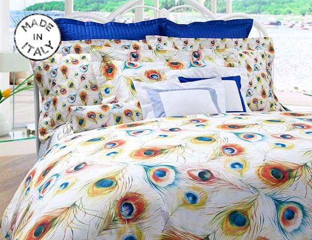 Made In Italy Bedding feat. Errebicasa at MYHABIT