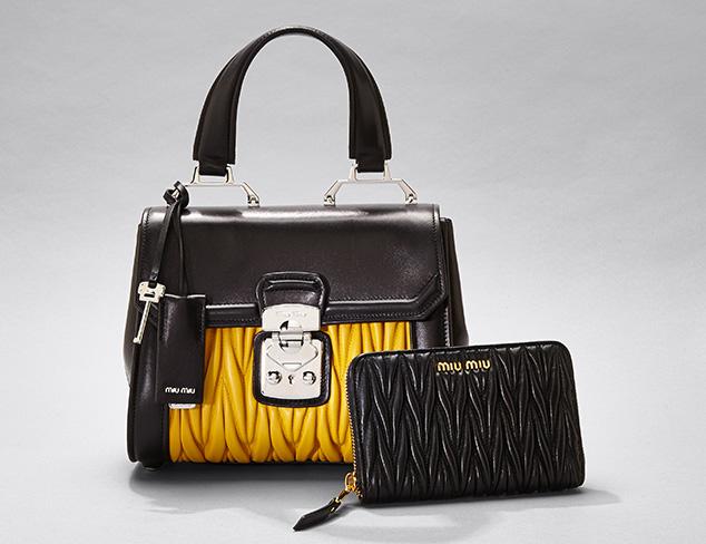 Miu Miu Handbags at MYHABIT