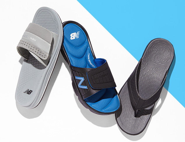 New Balance Sandals at MYHABIT
