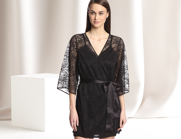 Nightime Chic Sleepwear & Robes at MYHABIT