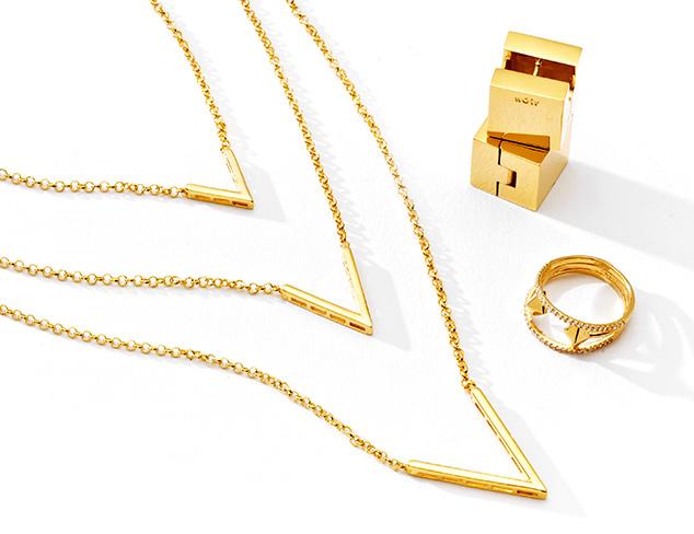 nOir Jewelry at MYHABIT