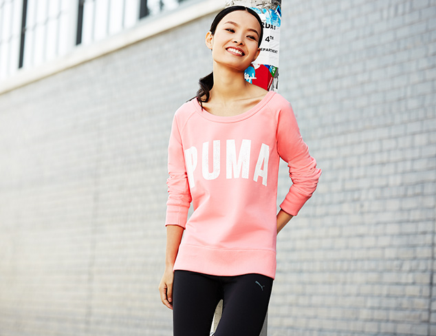 PUMA Apparel at MYHABIT
