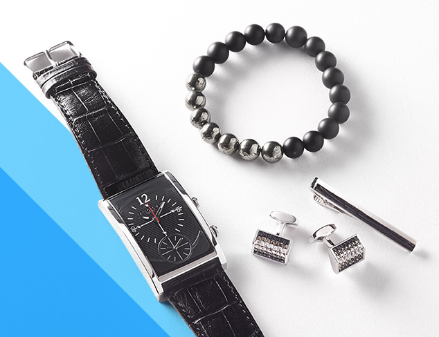 Something Extra Watches, Cufflinks & More at MYHABIT