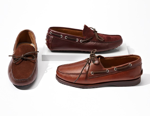 Summer Favorites Boat Shoes & Sandals at MYHABIT