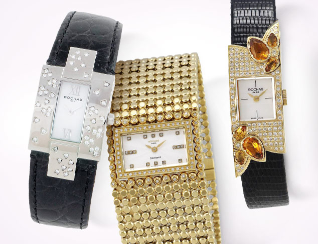 Swiss Made Luxe Watches feat. Alpina at MYHABIT