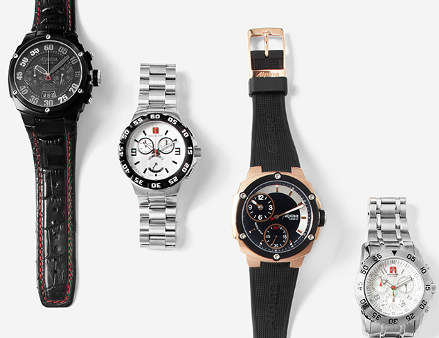 Time for An Update Watches at MYHABIT